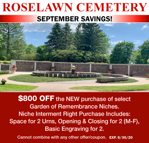Roselawn Cemetery 0920